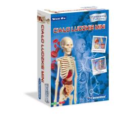 Zabawka edukacyjna Clementoni Ciało ludzkie mini