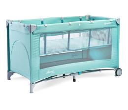 Łóżeczko dla dziecka Caretero Basic Plus Mint