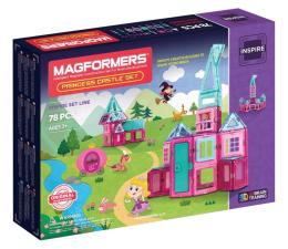 Klocki Magformers Inspire Princess Castle 78 el.