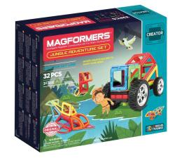 Klocki Magformers Creator Adventure Jungle 32 el.