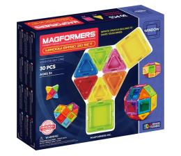 Klocki Magformers Educational window basic 30 zestaw