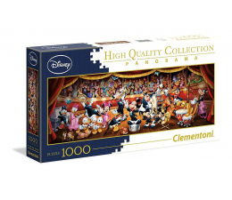 Puzzle dla dzieci Clementoni Puzzle Panorama Disney Orchestra