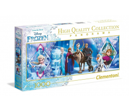 Puzzle dla dzieci Clementoni Puzzle Disney Panorama Frozen