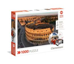 Puzzle 500 - 1000 elementów Clementoni Puzzle Virtual Reality: Rome