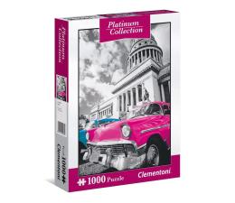 Puzzle 500 - 1000 elementów Clementoni Puzzle Platinum Collection: Cuba