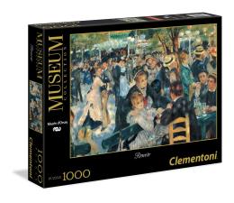 Puzzle 500 - 1000 elementów Clementoni Puzzle Museum Renoir - Bal du Moulin de la Galette