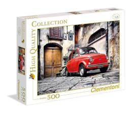 Puzzle do 500 elementów Clementoni Puzzle HQ 500