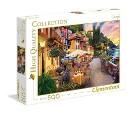 Puzzle do 500 elementów Clementoni Puzzle HQ  Monte Rosa dreaming
