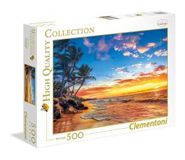 Puzzle do 500 elementów Clementoni Puzzle HQ Paradise Beach