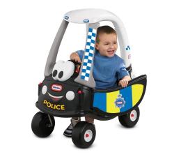 Jeździk/chodzik dla dziecka Little Tikes Jeździk Cozy Coupe Samochód Policyjny