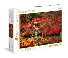 Puzzle do 500 elementów Clementoni Puzzle HQ  Orient Dream