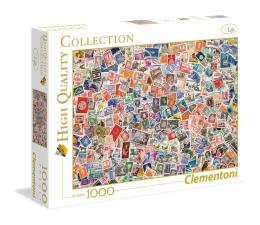 Puzzle 500 - 1000 elementów Clementoni Puzzle HQ  Stamps