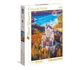 Puzzle 500 - 1000 elementów Clementoni Puzzle HQ  Neuschwanstein