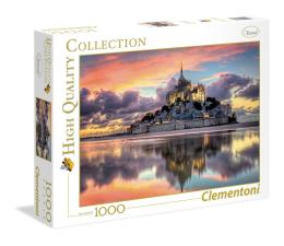 Puzzle 500 - 1000 elementów Clementoni Puzzle HQ  Le Magnifique Mont Saint-Michel