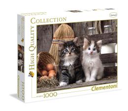 Puzzle 500 - 1000 elementów Clementoni Puzzle HQ  Lovely Kittens