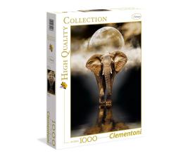Puzzle 500 - 1000 elementów Clementoni Puzzle HQ The Elephant
