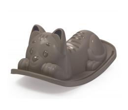 Huśtawka Smoby Bujak szary kotek