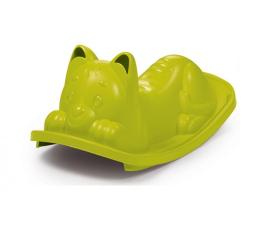Huśtawka Smoby Bujak zielony kotek