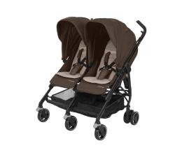 Wózek dla bliźniaków Maxi Cosi Dana for2 Nomad Brown