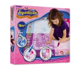 Zabawka dla małych dzieci TOMY Aquadoodle mata wodna różowa