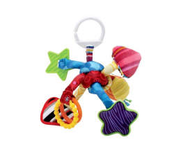 Zabawka dla małych dzieci TOMY Lamaze Zawieszka aktywny supełek