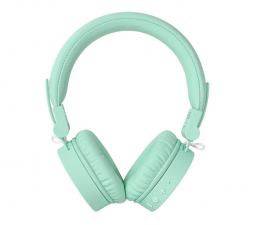 Słuchawki bezprzewodowe Fresh N Rebel Caps Wireless Peppermint