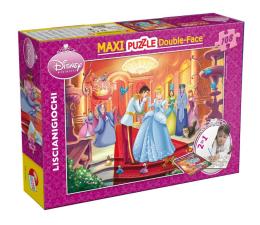 Puzzle dla dzieci Lisciani Giochi Disney dwustronne Maxi 108 el. Kopciuszek