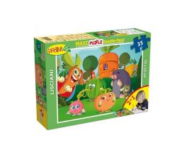 Puzzle dla dzieci Lisciani Giochi Dwustronne Maxi 35 el. Carotina