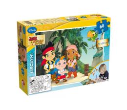 Puzzle dla dzieci Lisciani Giochi Disney dwustronne Maxi 60 el. Jake