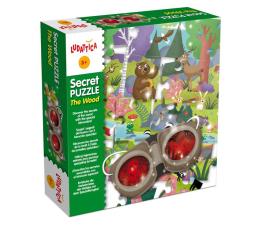 Puzzle dla dzieci Lisciani Giochi Ludattica Sekretne Puzzle Las 24 el.