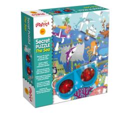 Puzzle dla dzieci Lisciani Giochi Ludattica Sekretne Puzzle morze 24 el.