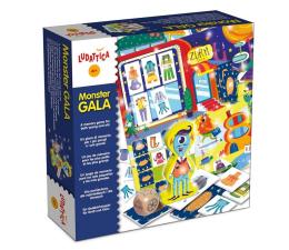 Gra dla małych dzieci Lisciani Giochi Ludattica Gala Potworów