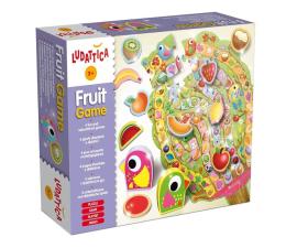 Gra dla małych dzieci Lisciani Giochi Ludattica owocowa gra