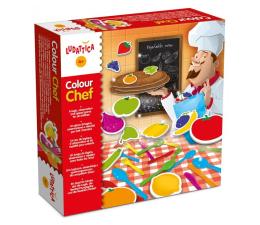 Gra dla małych dzieci Lisciani Giochi Ludattica Kolorowy Kucharz