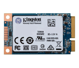 Dysk SSD Kingston 480GB mSATA SSD UV500