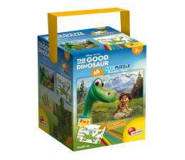 Puzzle dla dzieci Lisciani Giochi Disney Dwustronne Maxi 48 el.Dobry Dinozaur