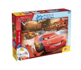 Puzzle dla dzieci Lisciani Giochi Disney dwustronne 250 el. Auta 3