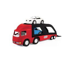 Pojazd / tor i garaż Little Tikes Laweta czerwono-czarna