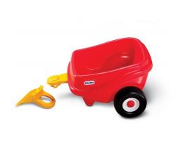 Jeździk/chodzik dla dziecka Little Tikes Przyczepka Cozy Coupe czerwona