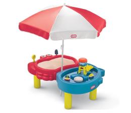 Piaskownica Little Tikes Piaskownica Wodny Stół + parasol