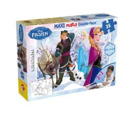 Puzzle dla dzieci Lisciani Giochi Disney dwustronne Maxi 35 el. Frozen