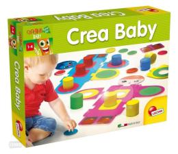 Gra dla małych dzieci Lisciani Giochi Carotina Baby Crea