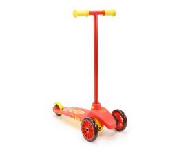 Rowerek biegowy Little Tikes Hulajnoga czerwono-żółta