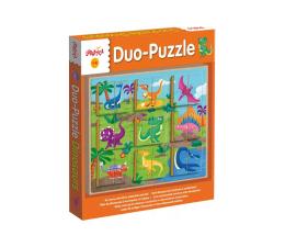 Puzzle dla dzieci Lisciani Giochi Ludattica Drewniane DUO Dinozaury