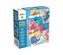 Puzzle dla dzieci Lisciani Giochi Ludattica 8+1 Baby Morze