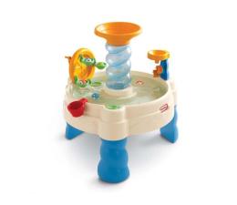 Plac zabaw Little Tikes Fontanna Spiralna niebieska