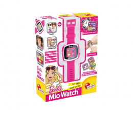 Zabawka interaktywna Lisciani Giochi Mio Zegarek Barbie