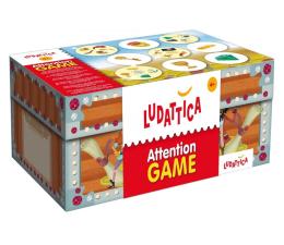 Gra dla małych dzieci Lisciani Giochi Ludattica Złap Skarb