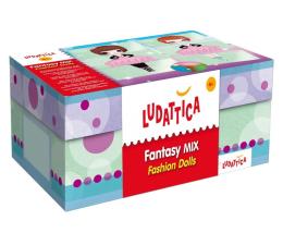 Gra dla małych dzieci Lisciani Giochi Ludattica Fantasy mix Modne Laleczki