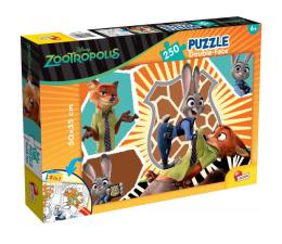 Puzzle dla dzieci Lisciani Giochi Disney dwustronne 250 el. Zwierzogród